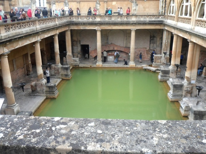 PLACE TO VISIT- bath