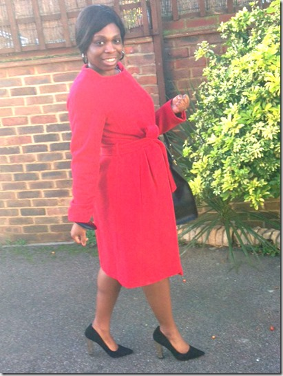 Lady in Red 7