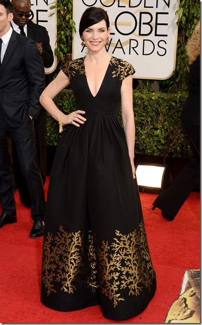Julianna Marguiles Golden Globes 2014