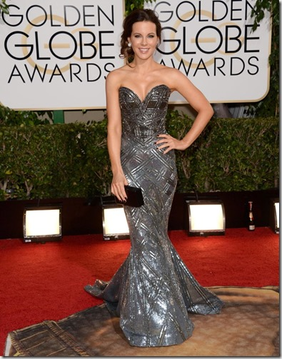 Kate Beckinsale Golden Globes 2014