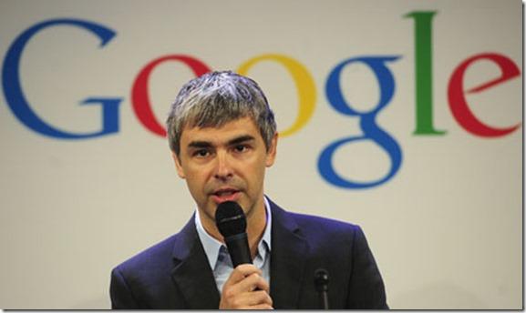 Larry Page Google