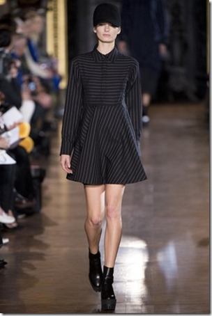 Stella McCartney AW 13-14 pinstripe 1