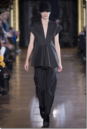 Stella McCartney AW 13-14 pinstripe 2