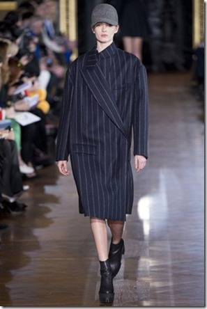 Stella McCartney AW 13-14 pinstripe 5
