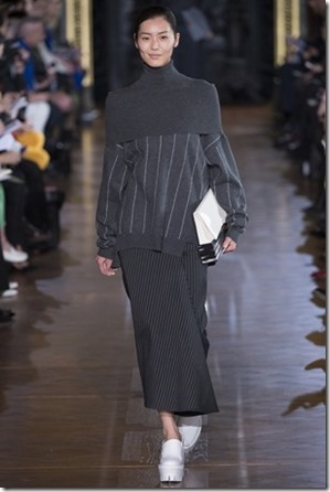 Stella McCartney AW 13-14 pinstripe 6