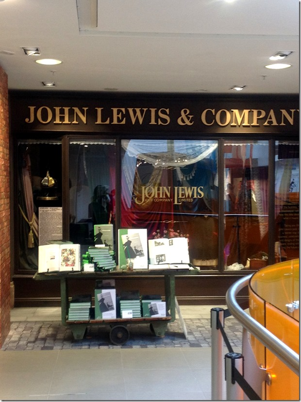 Happy Birthday John Lewis