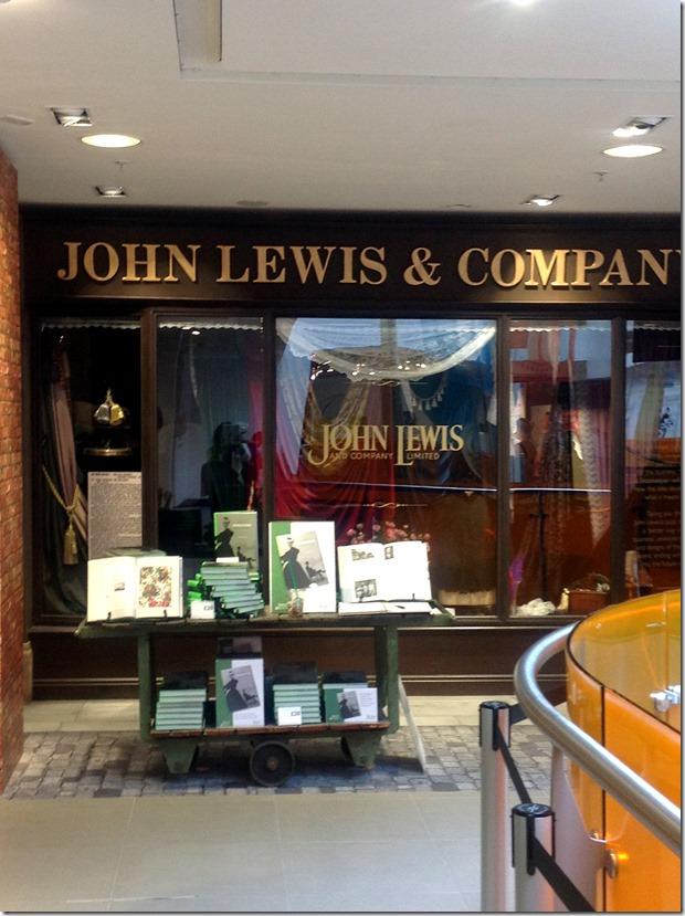 Happy Birthday John Lewis