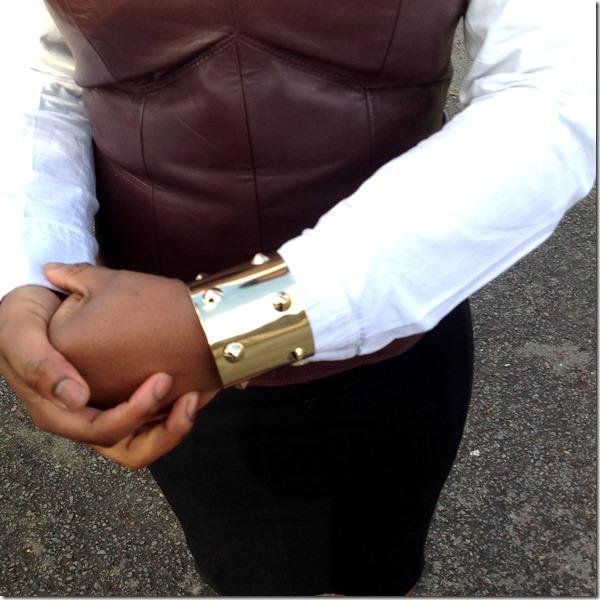 Leather corset 7