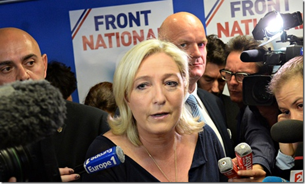 What is Wrong with Europe 4-Le Pen