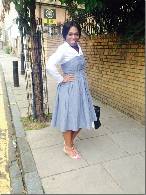 Shirt Dress 2