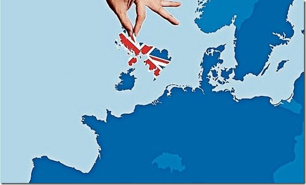 Brexit regional divides