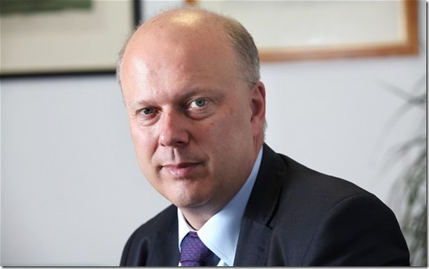 Chris Grayling brexit gang