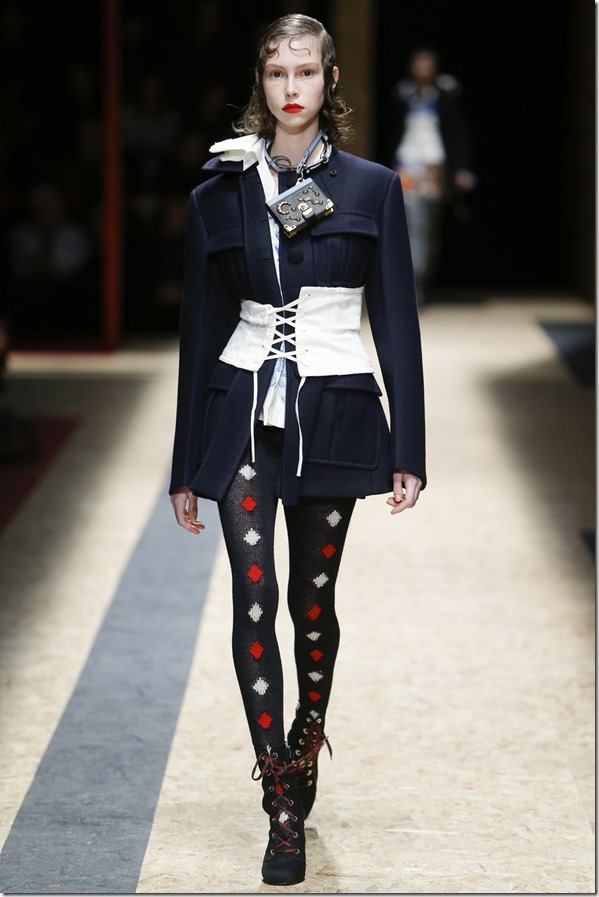 The Year of Corset Prada